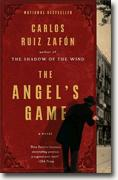 *The Angel's Game* by Carlos Ruiz Zafon