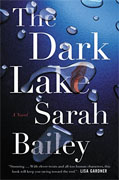 *The Dark Lake* by Sarah Bailey