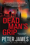 *Dead Man's Grip (Detective Superintendent Roy Grace)* by Peter James