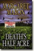 Buy *Death's Half Acre* by Margaret Marononline