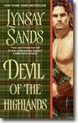 Buy *Devil of the Highlands* by Lynsay Sands online