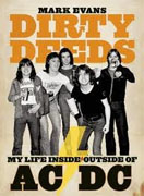 *Dirty Deeds: My Life Inside/Outside of AC/DC* by Mark Evans