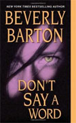 Buy *Don't Say a Word* by Beverly Barton online