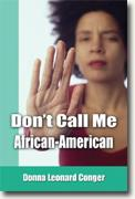 Buy *Don't Call Me African-American* online