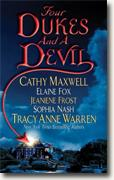 Buy *Four Dukes and a Devil* by Cathy Maxwell, Tracy Anne Warren, Jeaniene Frost, Elaine Fox and Sophia Nash online