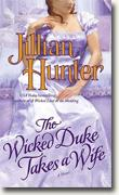 Buy *The Wicked Duke Takes a Wife* by Jillian Hunter online