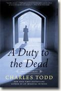 Buy *A Duty to the Dead: A Bess Crawford Mystery* by Charles Todd online