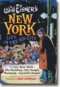 Buy *Will Eisner's New York: Life in the Big City* by Will Eisner, online