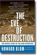Buy *The Eve of Destruction: The Untold Story of the Yom Kippur War* online