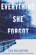 *Everything She Forgot* by Lisa Ballantyne