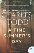Buy *A Fine Summer's Day: An Inspector Ian Rutledge Mystery* by Charles Toddonline