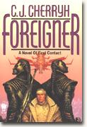 Foreigner bookcover