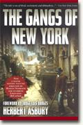 Buy *The Gangs of New York: An Informal History of the Underworld* online