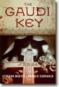 *The Gaudi Key* by Esteban Martin and Andreu Carranza