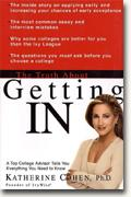 *The Truth About Getting In* bookcover