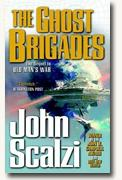 *The Ghost Brigades* by John Scalzi
