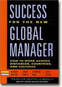 Buy *Success for the New Global Manager* online