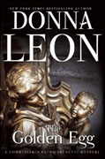 *The Golden Egg (Commissario Guido Brunetti)* by Donna Leon