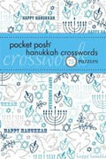 Buy *Pocket Posh Hanukkah Crosswords: 75 Puzzles* by The Puzzle Society online