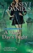 *A Hard Day's Fright (A Pepper Martin Mystery)* by Casey Daniels