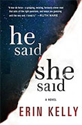 Buy *He Said She Said* by Erin Kellyonline
