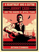 *A Heartbeat and a Guitar: Johnny Cash and the Making of Bitter Tears* by Antonino d'Ambrosio