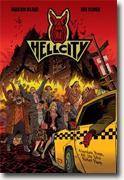 Buy *Hellcity* by Macon Blair, illustrated by Joe Flood online