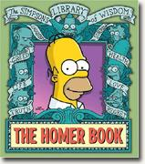 Buy *The Homer Book: The Simpsons Library of Wisdom* online