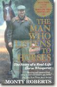 The Man Who Listens to Horses bookcover