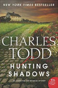 Buy *Hunting Shadows (An Inspector Ian Rutledge Mystery)* by Charles Todd online