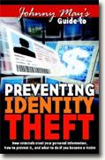 Buy *Johnny May's Guide to Preventing Identity Theft* online