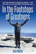 *In the Footsteps of Greatness* by Josh Mathe, edited by Michelle Gamble
