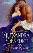 Buy *The Infamous Rogue* by Alexandra Benedict online
