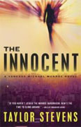*The Innocent: A Vanessa Michael Munroe Novel* by Taylor Stevens