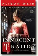 *The Lady Elizabeth* author Alison Weir's *Innocent Traitor*