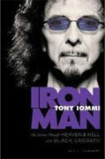Buy *Iron Man: My Journey through Heaven and Hell with Black Sabbath* by Tony Iommi online
