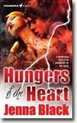 Buy *Hungers of the Heart (The Guardians of the Night, Book 4)* by Jenna Black online