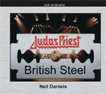 Buy *Judas Priest: British Steel (Rock Landmarks)* by Neil Daniels online
