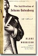 Buy *The Justification of Johann Gutenberg: A Novel* online