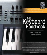Buy *The Keyboard Handbook: The Complete Guide to Mastering Keyboard Styles* by Steve Lodder and Janette Masononline