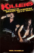 Buy *Killers: The Origins of Iron Maiden, 1975-1983* by Neil Danielso nline