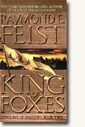 Buy *King of Foxes (Conclave of Shadows, Book 2)* online