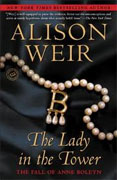 Buy *The Lady in the Tower: The Fall of Anne Boleyn* by Alison Weir online