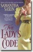 Buy *The Lady's Code* by Samantha Saxon online
