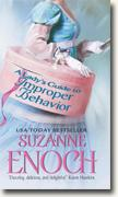 Buy *A Lady's Guide to Improper Behavior* by Suzanne Enoch online