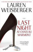 Buy *Last Night at Chateau Marmont* by Lauren Weisberger online