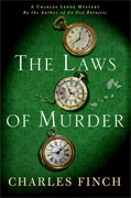 *The Laws of Murder: A Charles Lenox Mystery* by Charles Finch