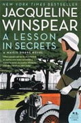 *A Lesson in Secrets: A Maisie Dobbs Novel* by Jacqueline Winspear