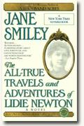 The All-True Travels and Adventures of Lidie Newton bookcover