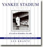 Buy *Yankee Stadium: A Tribute - 85 Years of Memories, 1923-2008* by Les Krantz online
